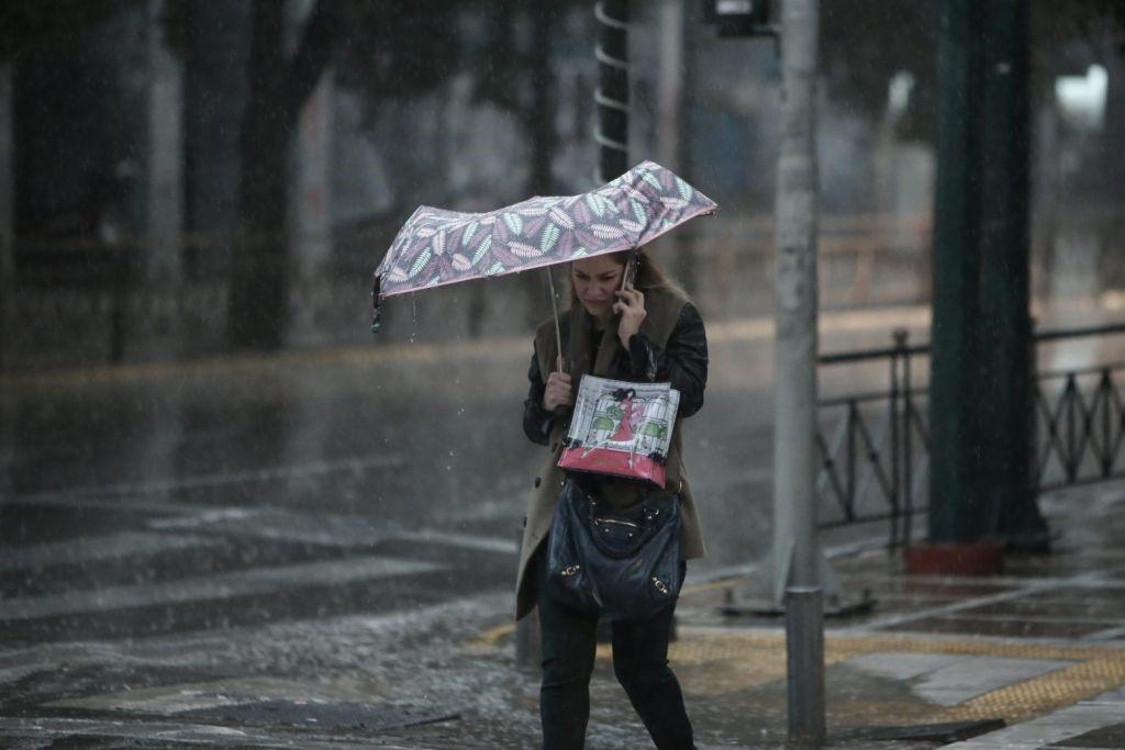 Έρχονται καταιγίδες και χαλάζι – Σε ποιες περιοχές θα «χτυπήσει» το κύμα κακοκαιρίας