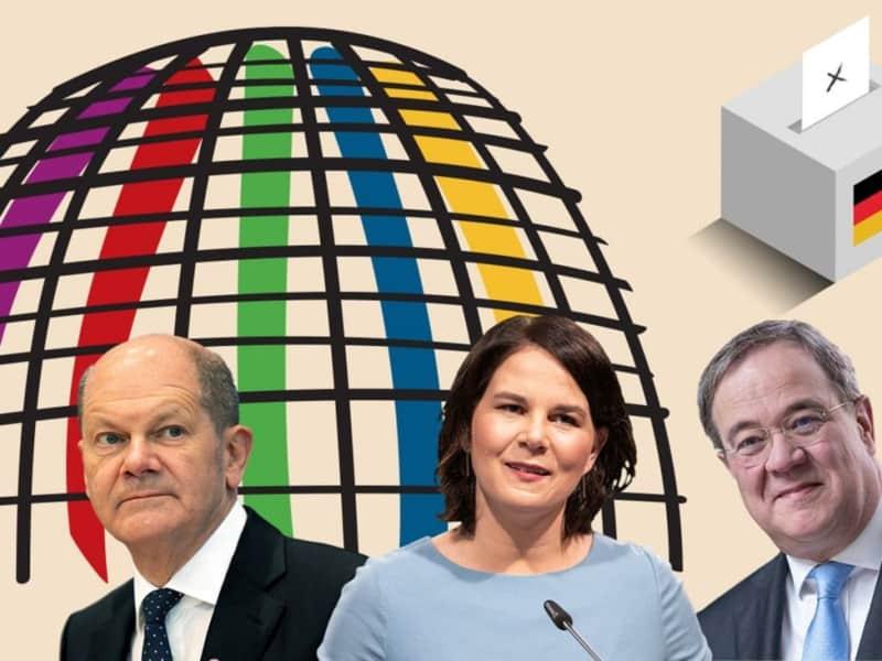 Γερμανικές εκλογές: Μια ανάσα από τους συντηρητικούς οι Σοσιαλδημοκράτες