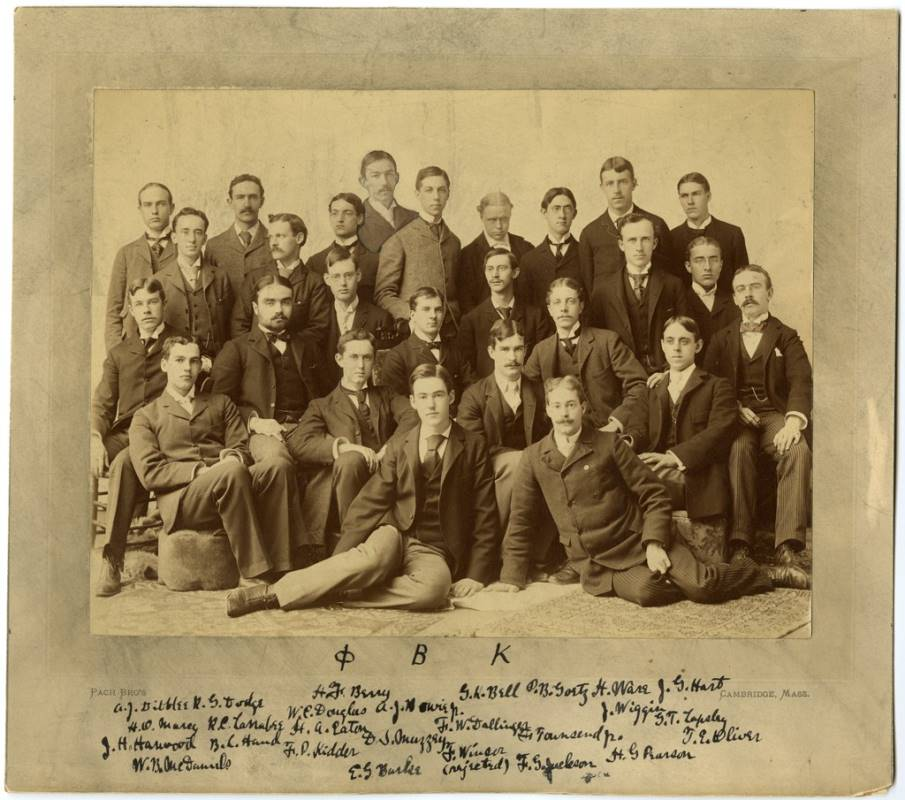 Γιατί οι αδελφότητες των αμερικανικών πανεπιστημίων έχουν ελληνικά γράμματα