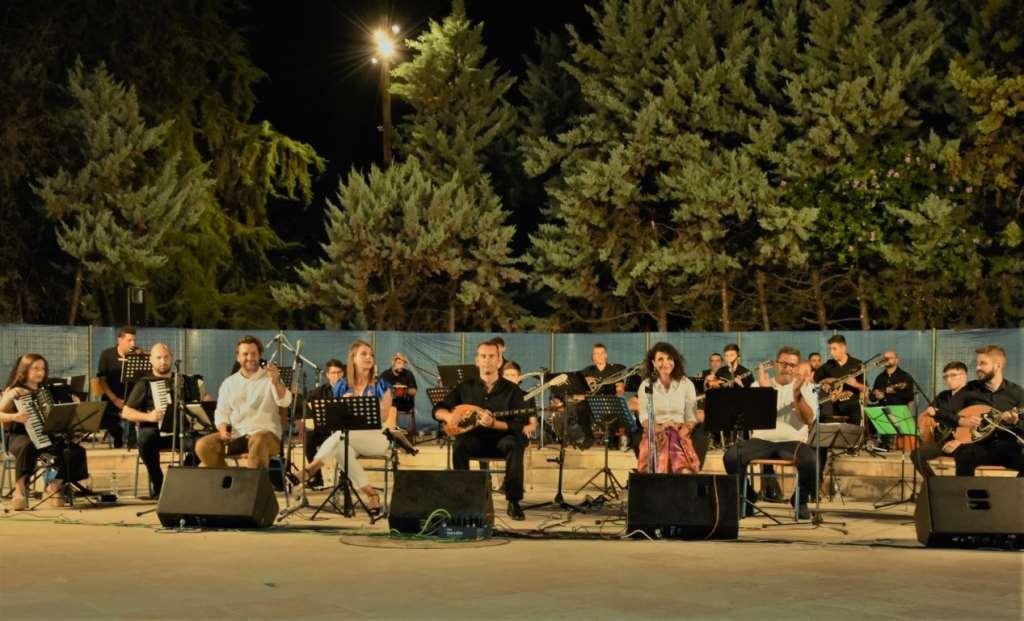 Η Κατερίνη τίμησε τον στιχουργό Κώστα Βίρβο, με συναυλία της Πολυτονικής Ορχήστρας