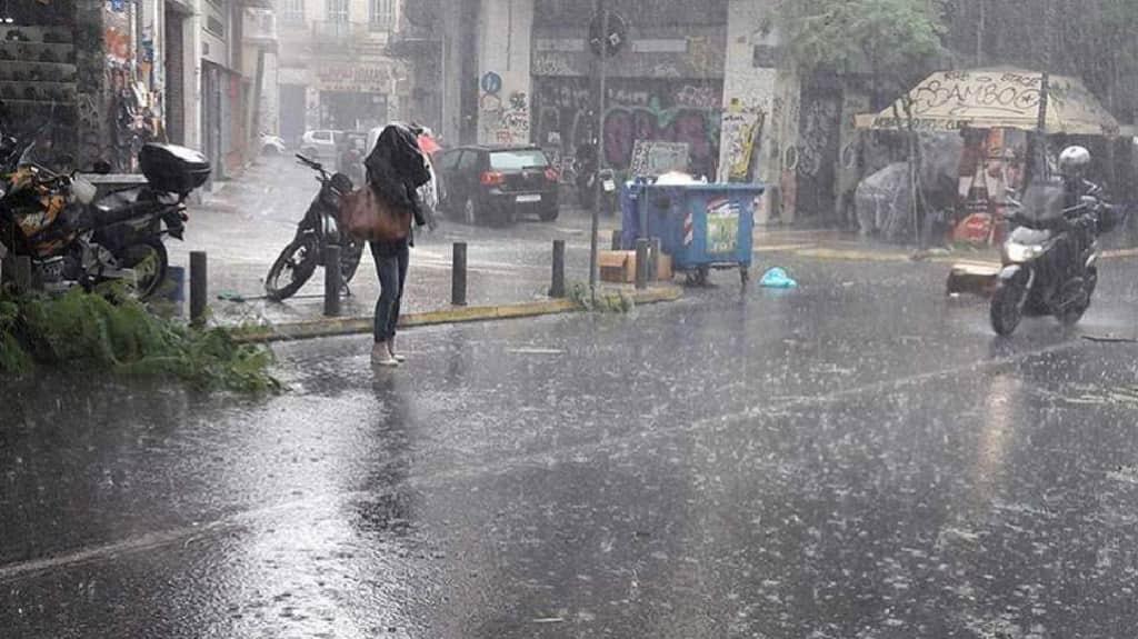 Καιρός σήμερα: Βροχές, καταιγίδες και μποφόρ