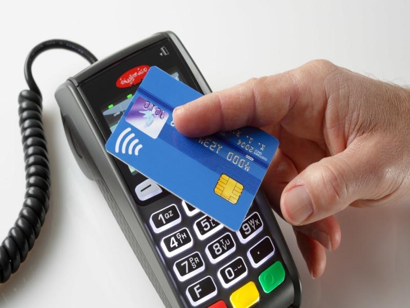 Κάρτα ανέπαφων συναλλαγών
