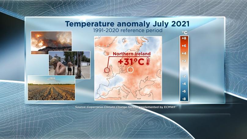 Κλιματική αλλαγή: Αύξηση των θανάτων από την υπερθέρμανση του πλανήτη