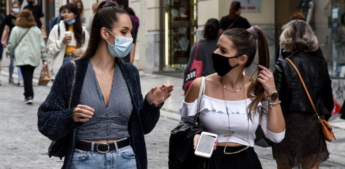 Κορονοϊός – Σενάρια για Click Away στους ανεμβολίαστους και επιστροφή μάσκας στους εξωτερικούς χώρους