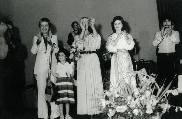 Μαρινέλλα: Οι συναυλίες της στην Αλβανία τον Αύγουστο του 1977