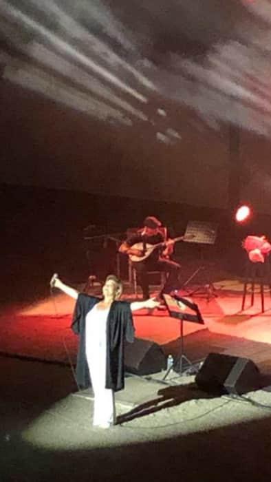 Με τη συναυλία της Γιώτας Νέγκα, έκλεισαν οι παραστάσεις του 50ου Φεστιβάλ Ολύμπου.