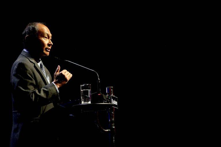 Ο Φράνσις Φουκουγιάμα για το τέλος της αμερικανικής ηγεμονίας