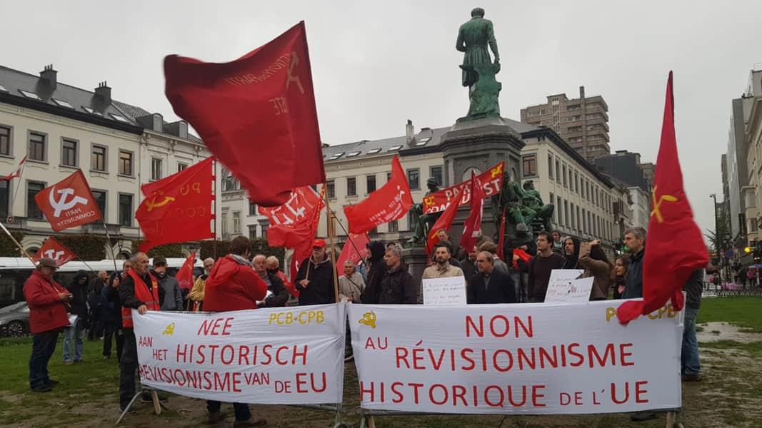 Ο αντικομμουνισμός της ΕΕ δεν θα περάσει