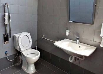 Οι τουαλέτες