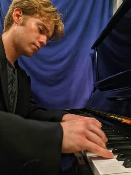Ρεσιτάλ πιάνου του Αριστοτέλη – Ρενάτο Δεληγιαννίδη