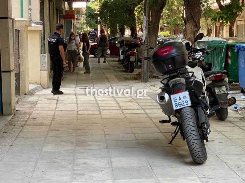 Σοκ με νέα γυναικοκτονία στη Θεσσαλονίκη