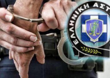Συλλήψεις για κλοπή
