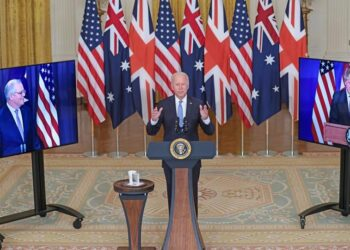Aukus: ΗΠΑ, Βρετανία και Αυστραλία δημιουργούν ένα μικρό ΝΑΤΟ