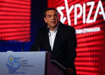 Αλ. Τσίπρας: Η πατρίδα έχει ανάγκη από μία νέα αρχή με την κοινωνία στην πρώτη γραμμή