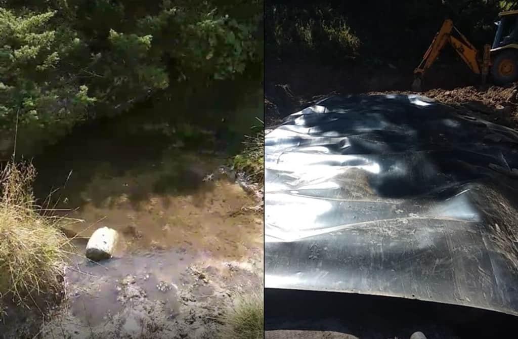 Βελτίωση των συνθηκών ύδρευσης στη Ρητίνης