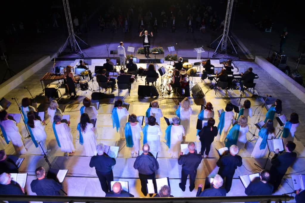 Διεθνές Ίδρυμα Μεγάλου Αλέξανδρου: Η Μεγαλειώδης Συναυλία της Δημοτικής Χορωδίας Λιτοχώρου «Ιωάννης Σακελλαρίδης»