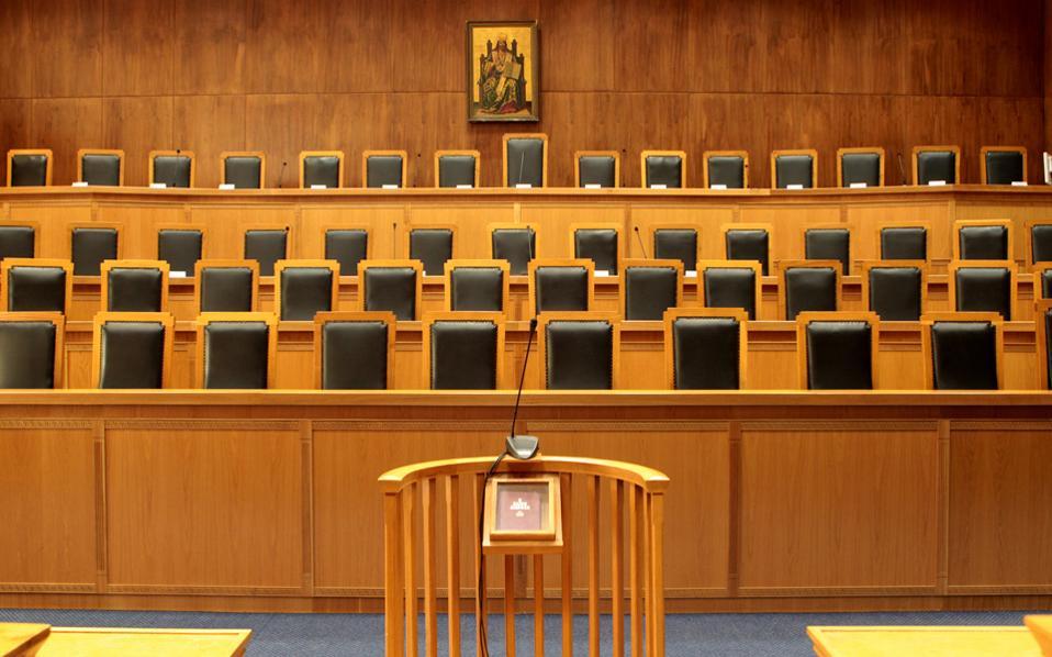 Δικαστήρια: Δίωρες στάσεις εργασίας