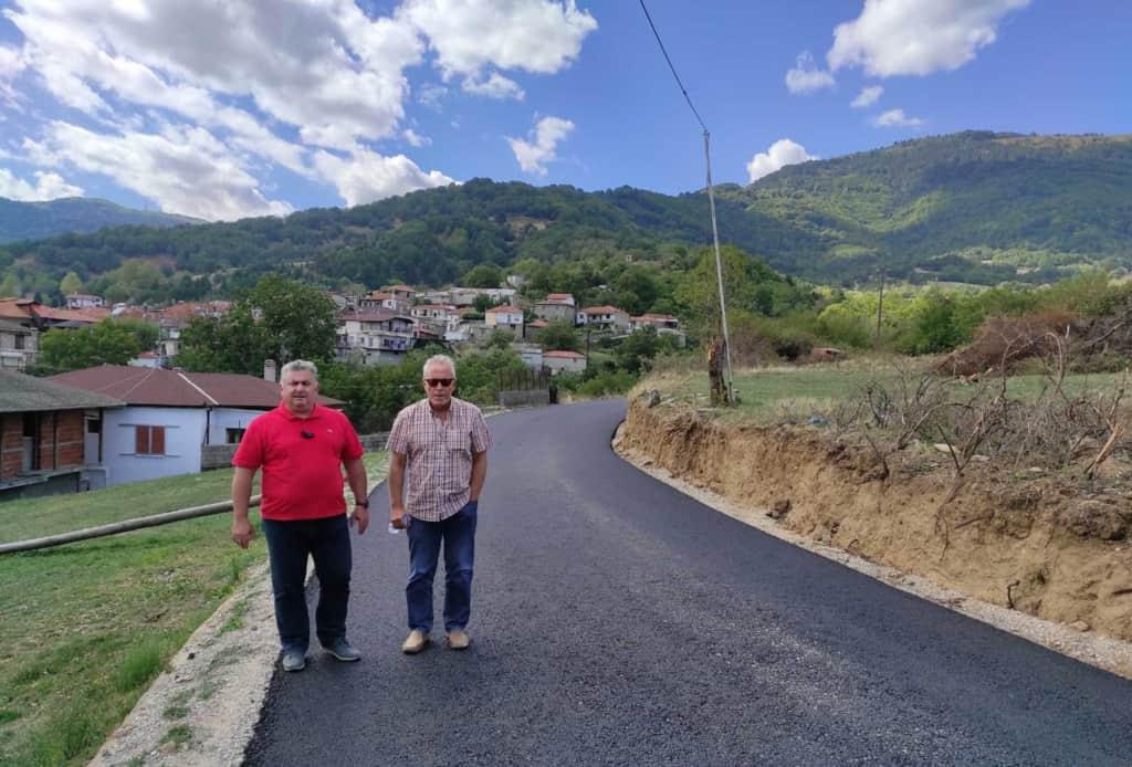 Δήμος Κατερίνης: Ασφαλτοστρώσεις σε Λόφο, Ράχη & Άγιο Δημήτριο