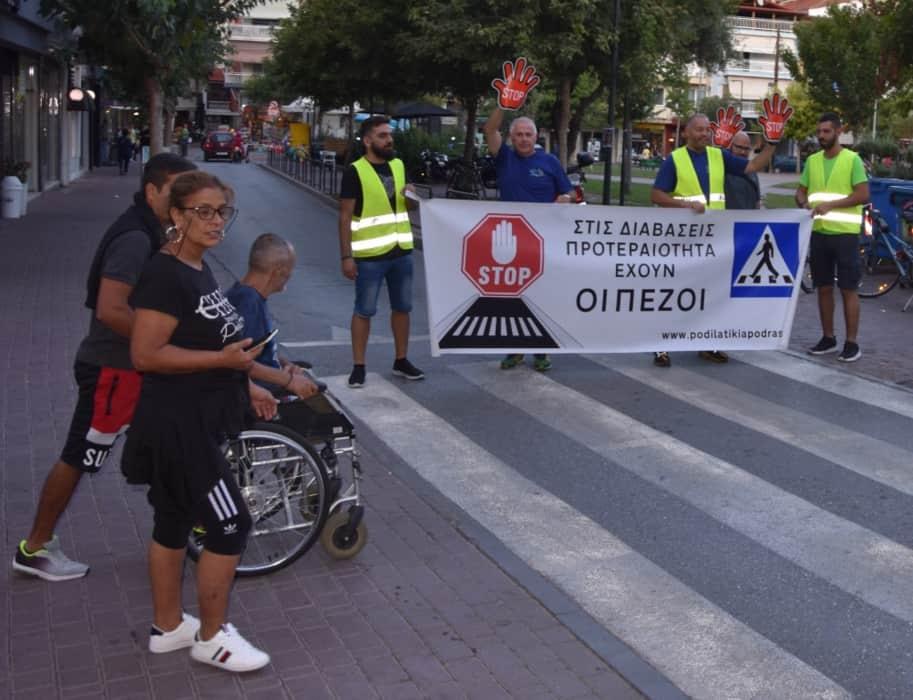 Δήμος Κατερίνης: Προτεραιότητα στις διαβάσεις έχουν οι πεζοί
