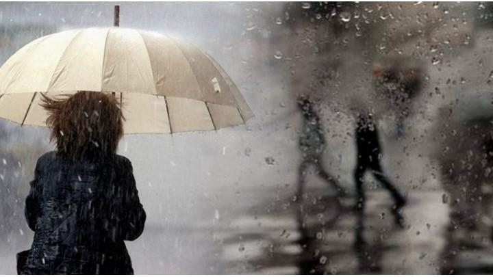 Έκτακτο δελτίο επιδείνωσης καιρού – Ισχυρές βροχές και καταιγίδες – Πού θα είναι έντονα τα φαινόμενα