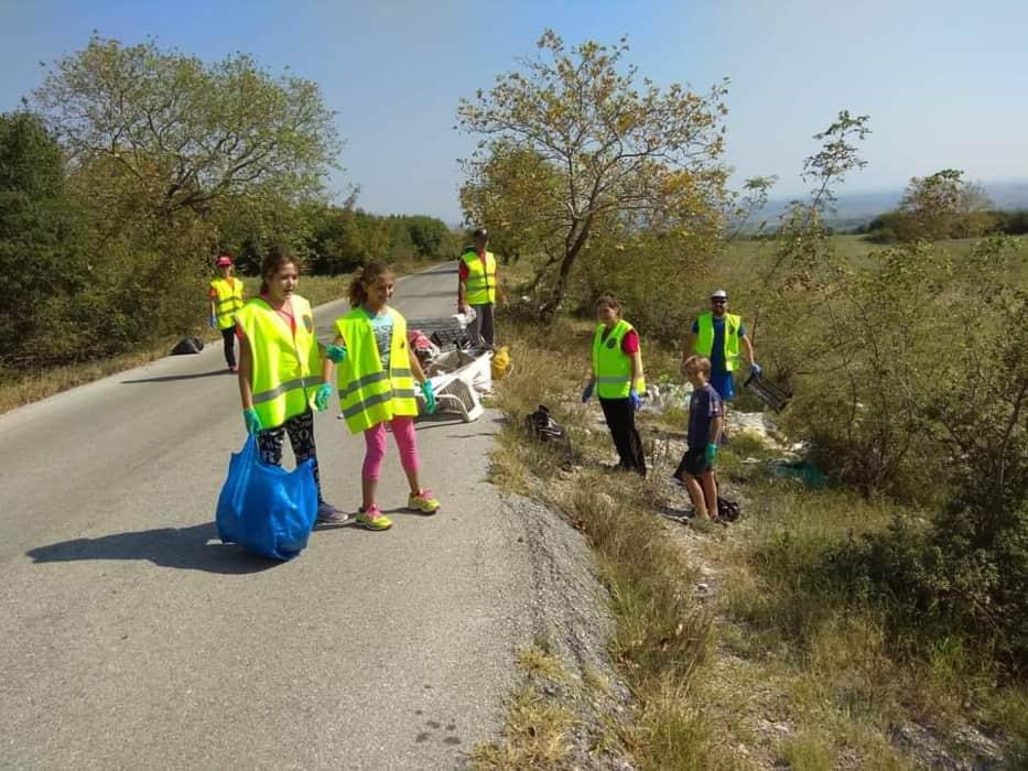 Εθελοντική δράση από τον Ορειβατικό Σύλλογο Βροντούς