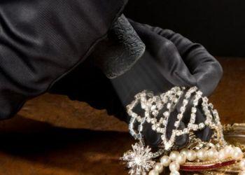 Εξιχνίαση κλοπής χρυσαφικών