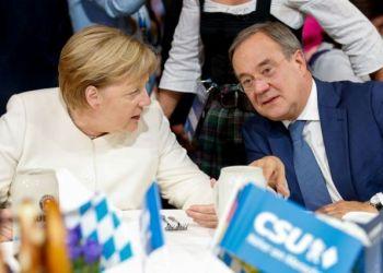 Γερμανικές εκλογές: Συντριβή για το κόμμα της Μέρκελ