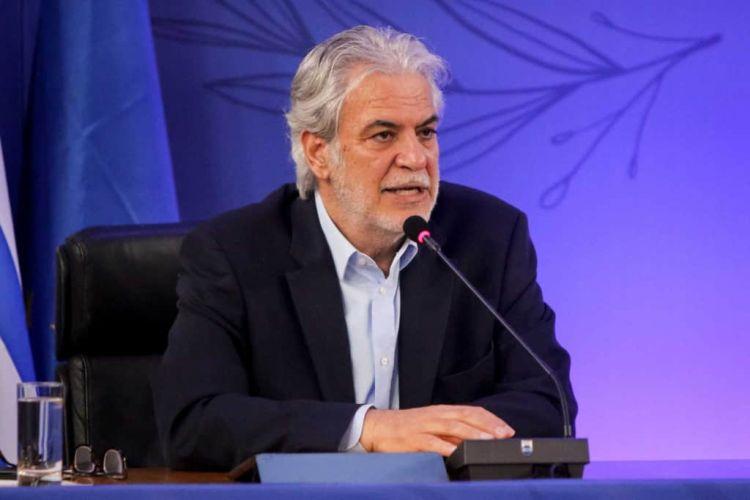 Γιάννης Οικονόμου: Η ανακοίνωση για τον νέο υπουργό Πολιτικής Προστασίας