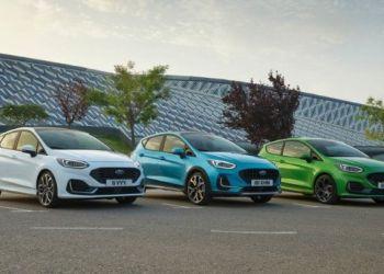 Η Ford αποκαλύπτει το εξηλεκτρισμένο και δυναμικό νέο Fiesta