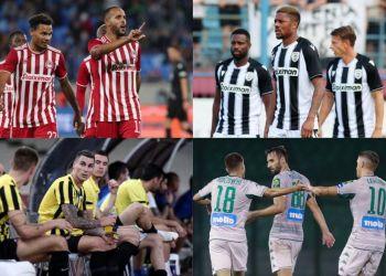 Η Super League ξεκινά και πέντε ομάδες μπαίνουν δυνατά στην κούρσα του τίτλου