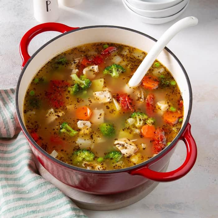 Η νέα σούπα