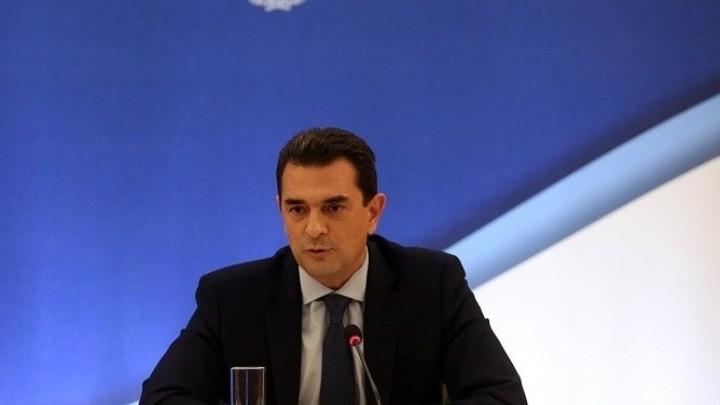 Κ. Σκρέκας: Μέχρι το τέλος Οκτωβρίου το νομοθετικό πλαίσιο για τις πλωτές εξέδρες αιολικών πάρκων