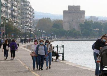 ΚΟΡΩΝΟΪΟΣ Κορονοϊός: «Βράζει» πάλι η Βόρεια Ελλάδα