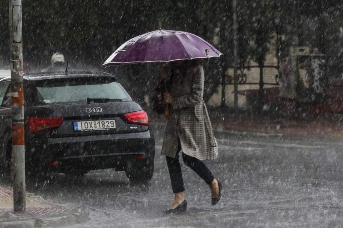 Καιρός – Ισχυρή κακοκαιρία προ των πυλών – Προειδοποίηση για πλημμύρες, ποια είναι η πιο επικίνδυνη μέρα