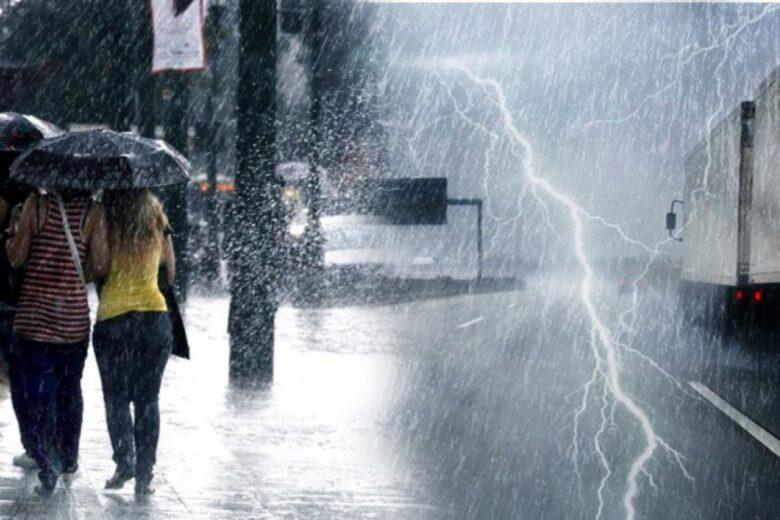 Καιρός: Έκτακτο δελτίο επιδείνωσης από την ΕΜΥ – Πού θα σημειωθούν βροχές και καταιγίδες