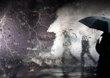 Καιρός σήμερα: Βροχές, καταιγίδες και κρύο