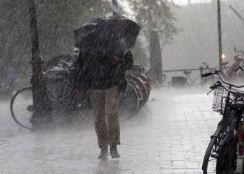 Καιρός σήμερα: Πού θα πέσουν βροχές και καταιγίδες – Εκεί θα ρίξει χαλάζι