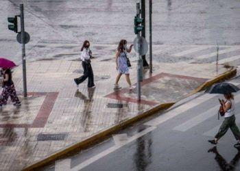 Καιρός σήμερα: Τοπικές βροχές – Οι περιοχές που θα επηρεαστούν