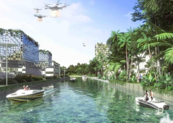 Κλιματική αλλαγή – Έξυπνες δασικές πόλεις και πάρκα στον… αέρα