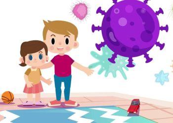 Κορονοϊός – Αυξάνονται τα παιδιά που νοσούν – Συμπτώματα και επιπλοκές – Οδηγός για γονείς