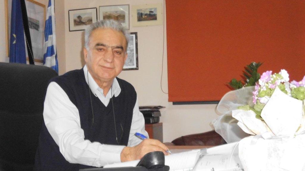 Με ένα συγκινητικό μήνυμα αποχαιρέτησετους συναδέλφους του ο Γιάννης Φ. Καζταρίδης.