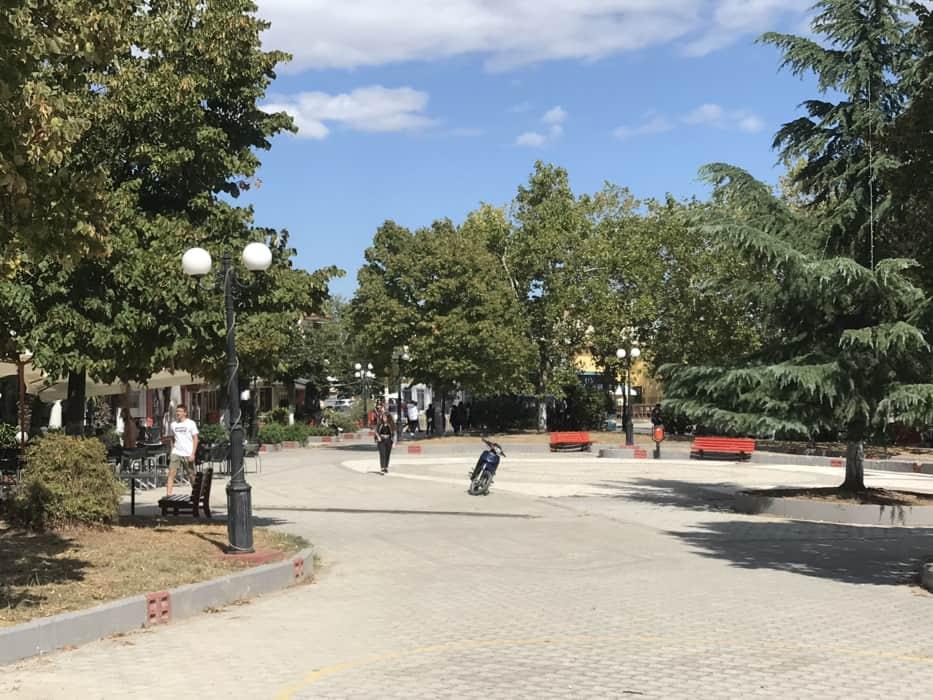 Μια καθημερινή μέρα στο Αιγίνιο χωρίς εκπλήξεις