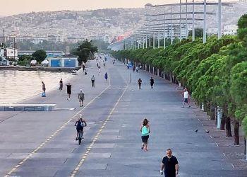 Μίνι Lockdown σε Θεσσαλονίκη, Λάρισα, Χαλκιδική και Κικλίς από το πρωί της Παρασκευής