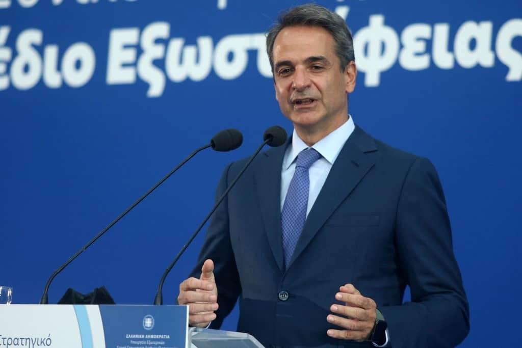 Ο Κυριάκος Μητσοτάκης θα συναντηθεί με τον πρόεδρο της Fifa, Τζιάνι Ινφαντίνο, στη Νέα Υόρκη