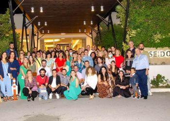 Ο Ορ.Φε.Ο. Τίμησε τους Εθελοντές του 50ου Φεστιβάλ Ολύμπου