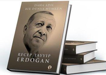 Ο Ρετζέπ Ταγίπ Ερντογάν έγραψε βιβλίο