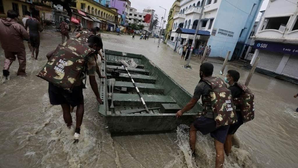 Οι φυσικές καταστροφές έχουν πενταπλασιαστεί
