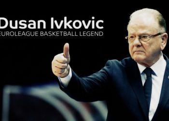 Πένθος στο ευρωπαϊκό μπάσκετ: «Έφυγε» ο δάσκαλος Ντούσαν Ίβκοβιτς