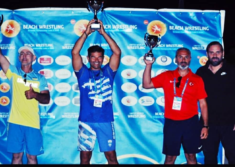 Πρωταθλήτρια Ευρώπης η Ελλάδα στην πάλη