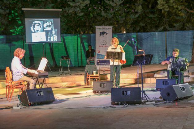 Συναυλία «cine Tango» Από το Tango στην Κινηματογραφική Μουσική